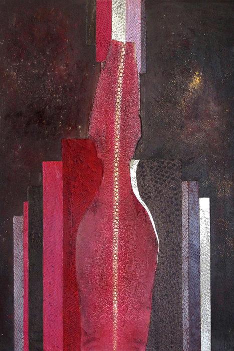 Pink-tower-Anne-dAutruche-01-467x700 Tableaux