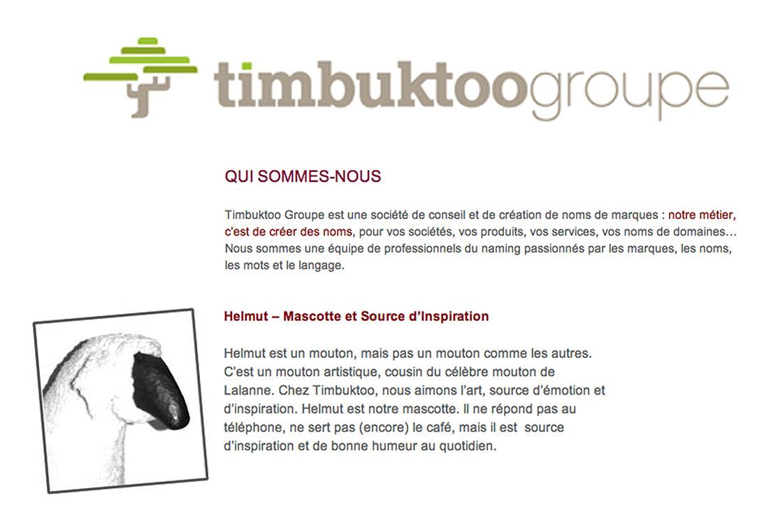 01-Timbuktoo-groupe- Tableaux sur commande