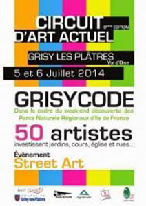 Expo-Grisy-2014 Expositions