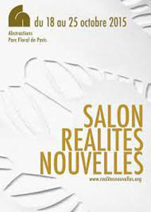 Réalitées-Nouvelles-2015 Expositions
